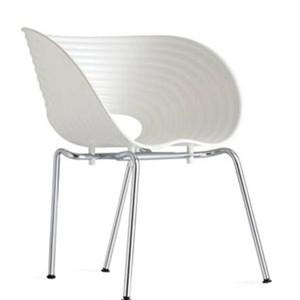 Clam Chair White