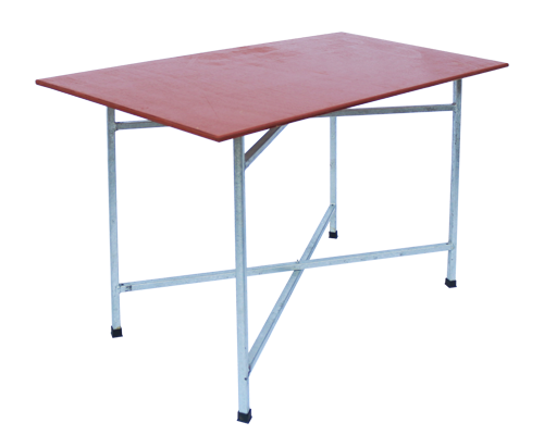 4x2ft Rectangle Table