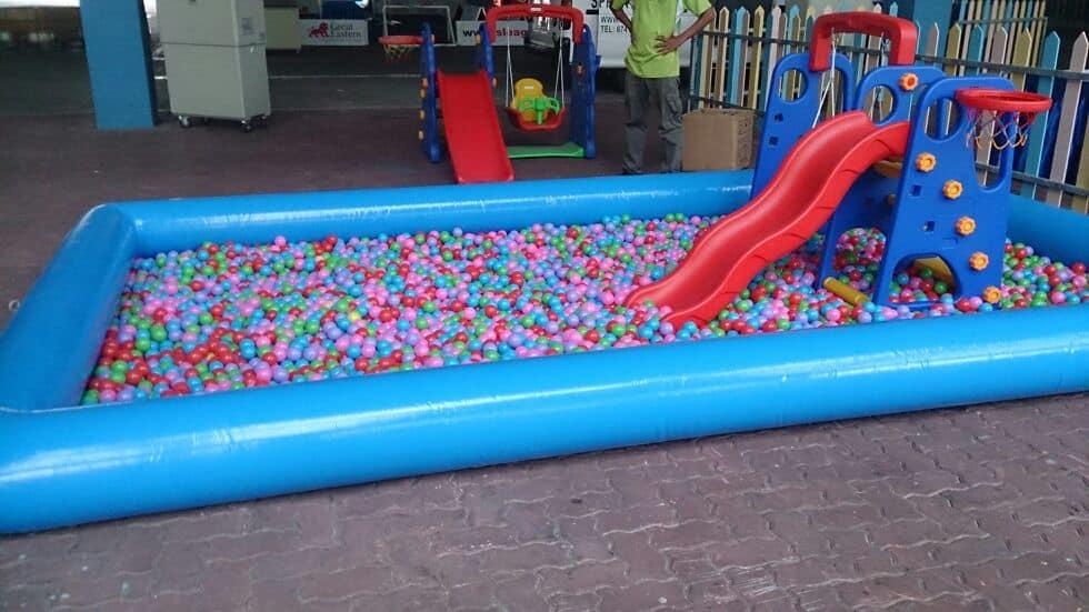 Bubble Pool Set 2