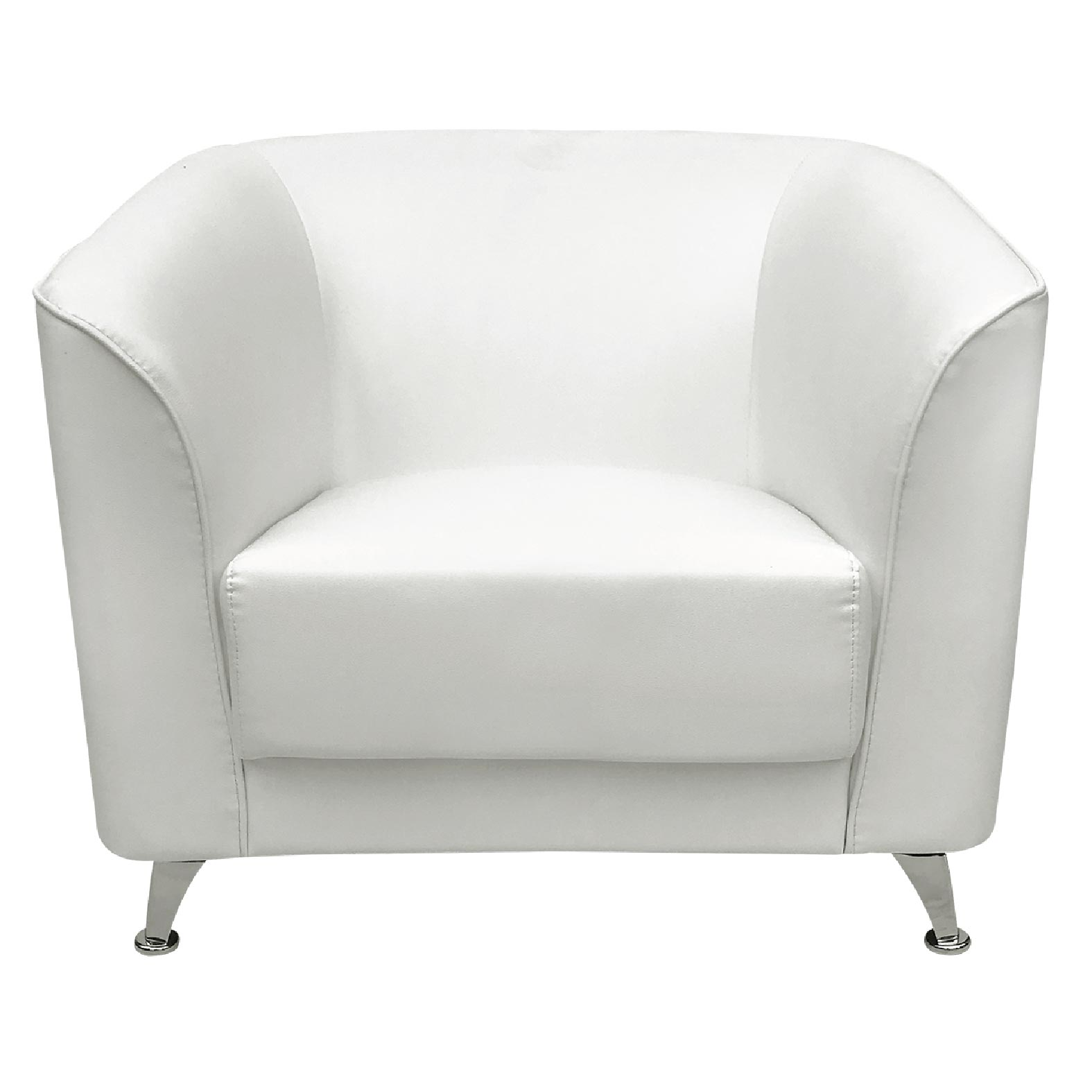 Charm Sofa Solo White