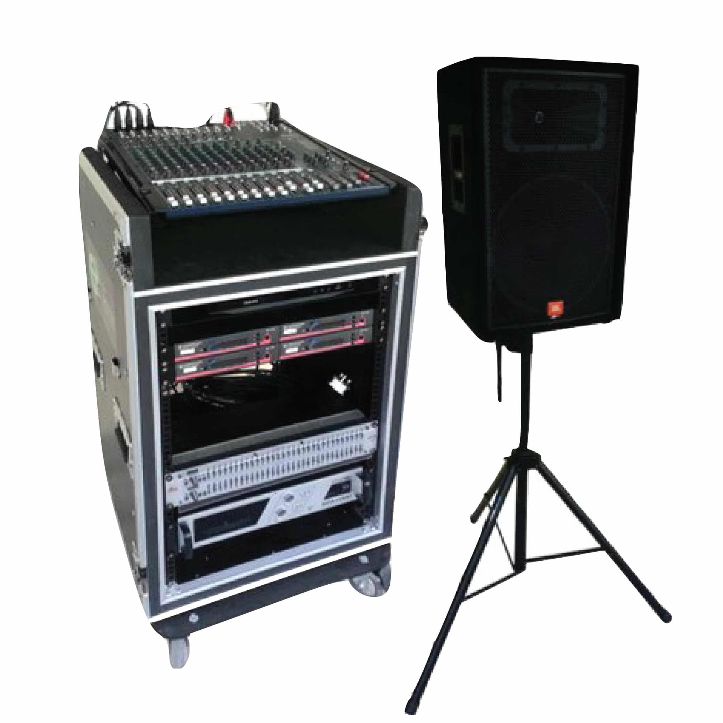 JBL Sound System Console Set