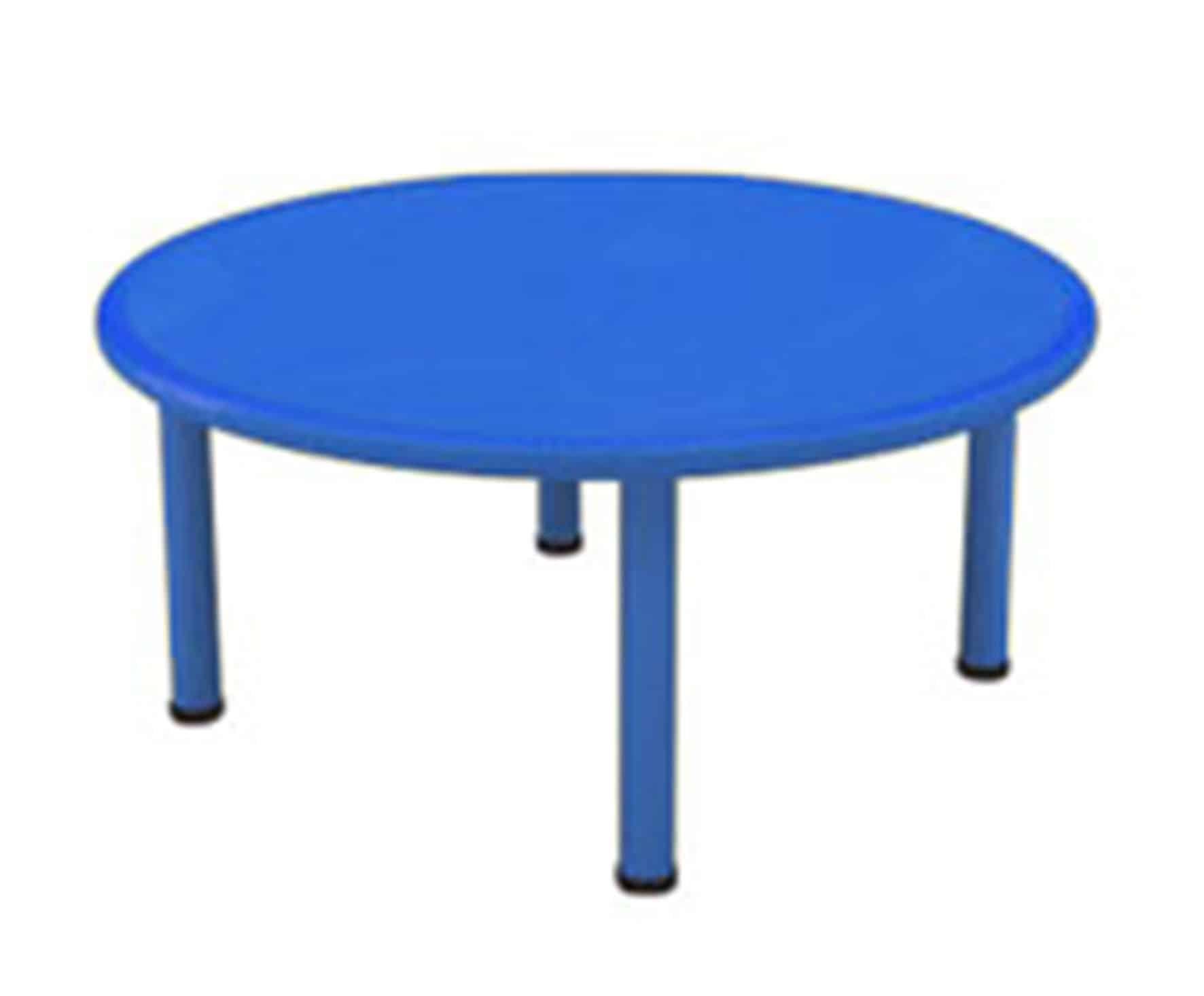 Junior Table Blue