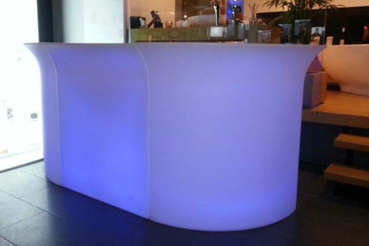 Lited Bar (Curve)