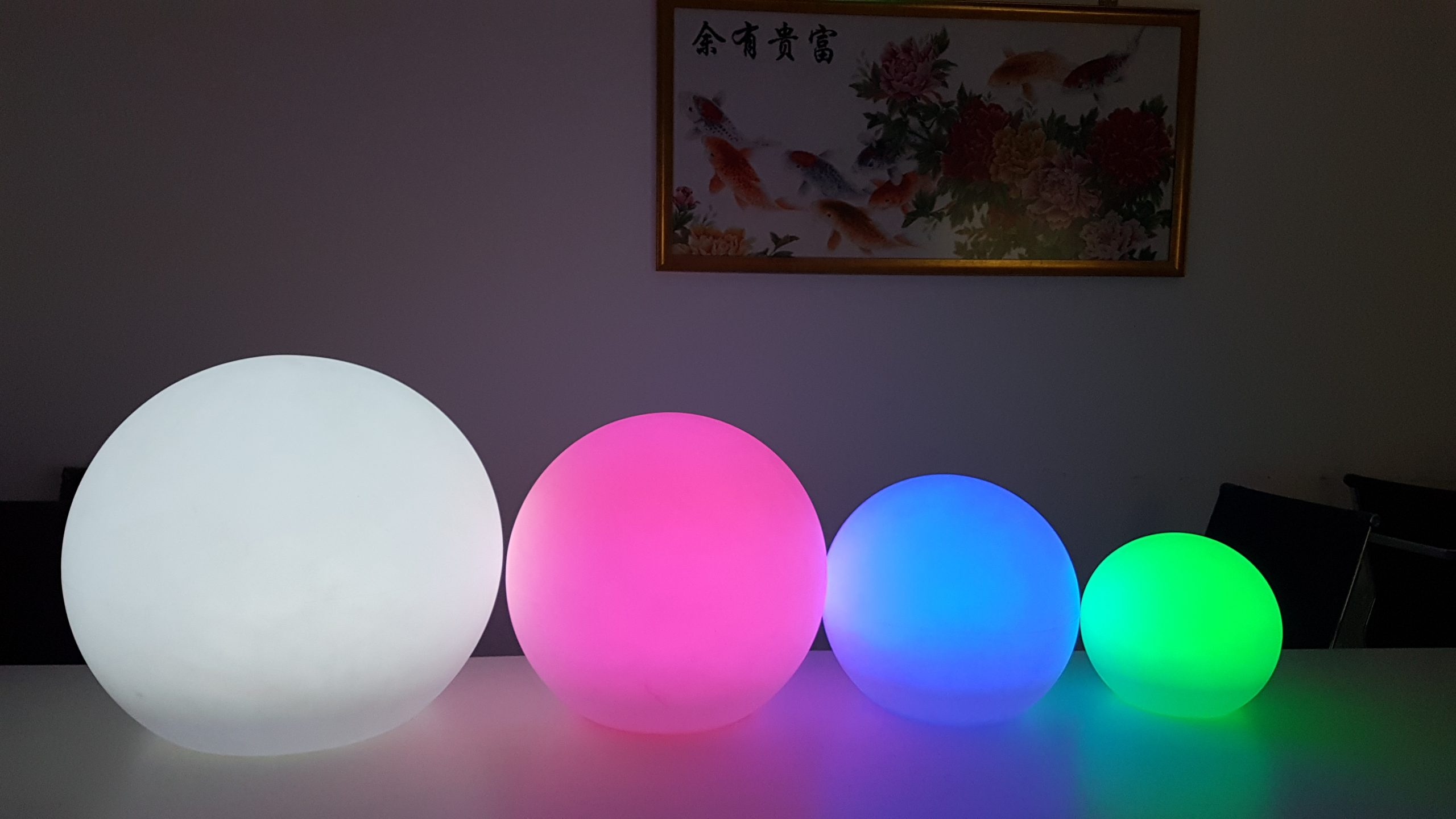 Lited Decorative Ball (Nano)