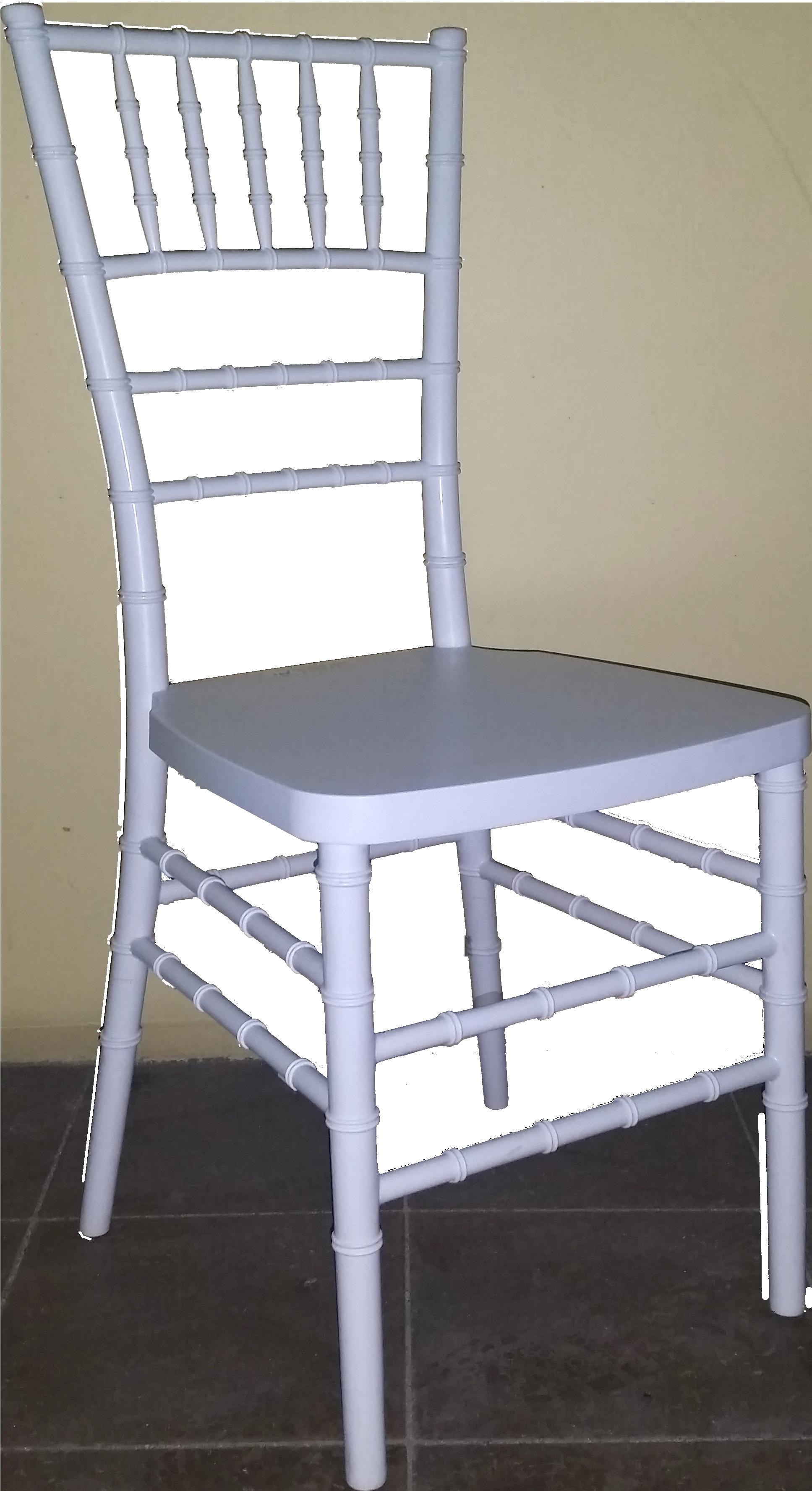 Tiffany Chair White